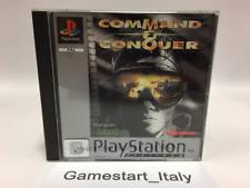 COMMAND & CONQUER - SONY PS1 - USATO PERFETTAMENTE FUNZIONANTE - USED PAL PSX