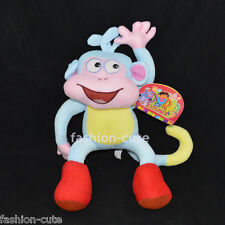 New/tag Dora the Explorer Dora' friend Boots Monkey Plush Stuffed doll Toy 35cm