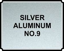 Cellulose Car Body Classic Vintage Paint BS381-NO.9 SILVER ALUMINUM Gloss