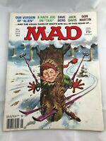 DECEMBER 1980 '80 VINTAGE E.C. MAD MAGAZINE 212 ALIEN JACK DAVIS DON MARTIN BERG