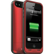 NEW [BN] Mophie Juice Pack Air 1700mAh for iPhone 5 & 5s - Red Special Edition
