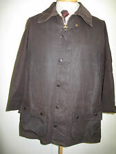 "Barbour Beaufort  Waxed jacket - XL 46"" Short Euro 56 Short in Brown"