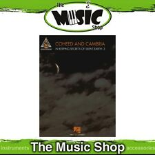 New Coheed & Cambria - In Keeping Secrets of Silent Earth: 3 Guitar Music Book