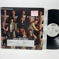 The Choirboys- ATCO 901611- Rock LP- VG+/VG+-
