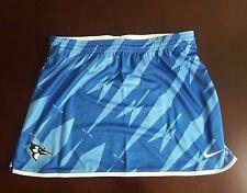 Nike Dri-Fit John Hopkins Blue Jays Women's Lacrosse Skirt Kilt Blue,White $50
