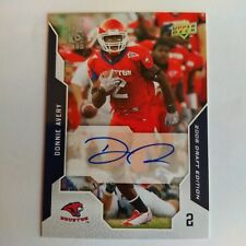 2008 Upper Deck Draft Donnie Avery St. Louis Rams Houston Auto