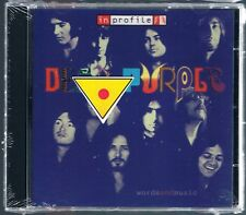 DEEP PURPLE WORDS AND MUSIC CD F.C. SIGILLATO!!!