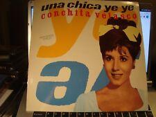 "RAR MAXI 12"". CONCHITA VELASCO. UNA CHICA YE YE."