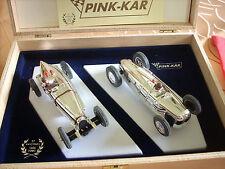 Pink Kar CV 018 Bugatti/Auto Unión, nuevo en madera-box, scalextric convertibles