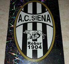 FIGURINA CALCIATORI PANINI 2005/06 SIENA SCUDETTO ALBUM 2006