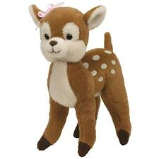 Honey Light Brown Deer Ty Beanie Baby Retired MWMT Collectible Christmas Winter