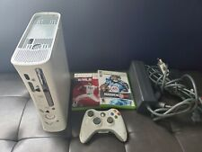 New listing Microsoft Xbox 360 System Console - Matte White