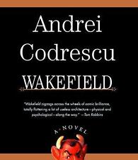WAKEFIELD by Andrei Codrescu, 8 CDs Unabridged New Factory Sealed