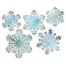 Sizzix Thinlits Die Set - Paper Snowflakes 660059