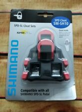 Shimano SM-SH10 SPD-SL Cleat Set 0 Degree-New In Package !!