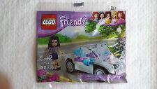 30103 Lego Friends Emma's Car mini doll minifigure polybag set