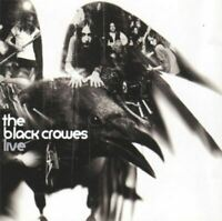 THE BLACK CROWES live (2X CD, album) blues rock, southern rock, very good, 2002,