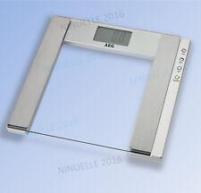 AEG Bilancia Multi analisi bilancia PW 4923, grasso corporeo bilancia, Corpo Grasso Bilancia LCD 100g