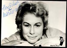 Marina Ried Autogrammkarte Original Signiert ## BC 24481
