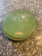 Vintage Metal Tin- Grapefruit Gems- Tropical Fruit Products Co. Lakeland, Fla