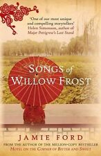 JAMIE FORD __ SONGS OF THE WILLOW FROST___ BRAND NEW __ FREEPOST UK