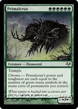 PRIMALCRUX Eventide MTG Green Creature — Elemental RARE