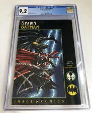 Spawn/Batman (1994) (CGC 9.2 WP) Crossover
