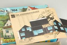 N KIBRI un maison Rest en 7104 emballage d'origine ouvert poussière boue défaut