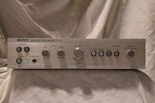 Sony ta 73 vintage intégré amplificateur stéréo vgc desservies rechapé