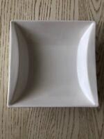 "BIA Cordon Bleu 7.75"" Modern Square Soup Bowl Plate Asian Sushi Tray Dinnerware"