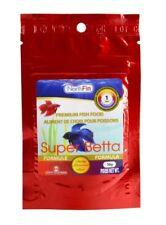 New listing NorthFin Super Betta Bits 1mm 10g Premium Formula Freshwater Betta Fish Food
