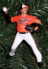 Manny Machado  BALTIMORE ORIOLES  MLB  Christmas Tree Ornament Baseball Figure