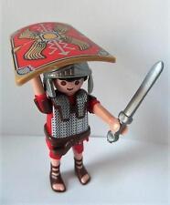 Playmobil figura: Soldado/Gladiador Romano con escudo & Sword (C) NUEVO