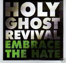 (B928) Holy Ghost Revival, Embrace The Hate - DJ CD