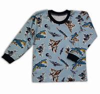 Baby Toddler Boy/Girl Long Sleeve T-Shirt Top 100% Cotton 0-3-6-9-12-18-24months