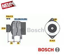 LICHTMASCHINE GENERATOR OPEL ASTRA H 1.8 / BOSCH 0124425027 / ZA  / 13156050 NEU
