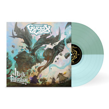 GYGAX - High Fantasy (NEW*LIM.200 Half Blue/Green VINYL*US METAL*T.LIZZY*C.UNGOL