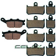 Fits YAMAHA R1 YZF-R1 1000 ABS 2012 2013 2014 FRONT & REAR BRAKE PADS