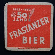 Frastanzer Bier – Austria Sous-bock bierviltje bierdeckel coaster