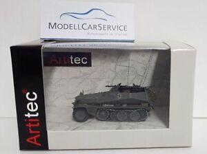 Artitec 1/87: 6870275 Sd.kfz. 250/2 Lights Fernsprech-Panzerwagen, Gray