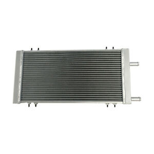 Aluminum Cooling Radiator 3 Row Universal Air-Liquid Intercooler Heat Exchanger