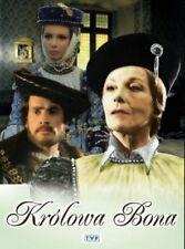 QUEEN BONA / KROLOWA BONA ( a historic epic POLISH HISTORY) DVD ENGLISH SUBS