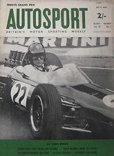 AUTOSPORT magazine 3/7/1964