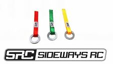 SRC Sideways RC - Nylon Tow Sling with Ring Hook (2pc) - RC Drift Accessories