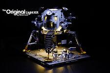 LED Lighting Kit for LEGO NASA Apollo 11 Lunar Lander 10266