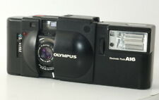Olympus XA Compact Camera w/ Olympus A16 Flash [Excellent] from JAPAN