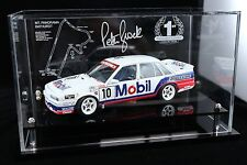 PETER BROCK BIANTE 1:18 VL COMMODORE ACRYLIC DISPLAY CASE (CAR NOT INCLUDED)