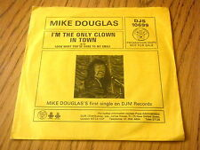 "MIKE DOUGLAS - I'M THE ONLY CLOWN IN TOWN       7"" PROMO PS"
