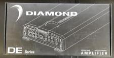 DIAMOND AUDIO DE400.4 4 CHANNEL AMPLIFIER 400 WATTS RMS CAR SPEAKER AMP NEW