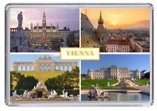 Vienna, Austria Fridge Magnet 02